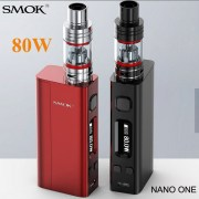 Electronic-Cigarette-SMOK-Nano-One-Vape-80W-Box-Mod-Kit-Nano-TFV4-Atta