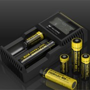 Nitecore-D2-Digcharger-Battery-Charger-LCD-Display-Nitecore-Charger-for-26650-18650-18350-16340
