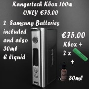 Kangertech K-BOX OFFER