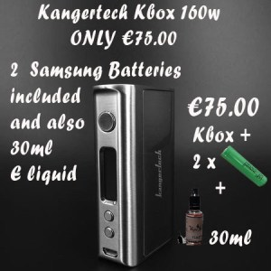 Kangertech K-BOX OFFER