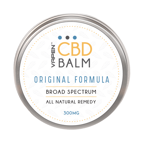 Deep Muscle & Joint Pain Relief CBD Balm