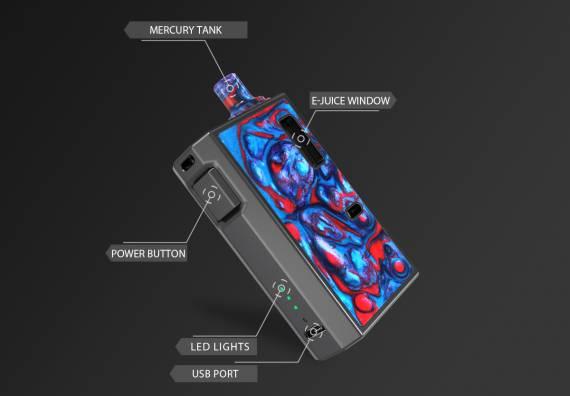 IJOY Mercury Starter kit Review