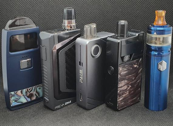 Wismec PREVA DNA Pod System Review