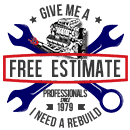 Need and engine rebuild estimate