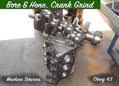 Auto Machine Services-Bore, Hone, Grind