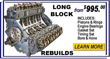 engine Rebuild Machine shop