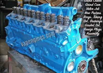 Ford 200 L6Engine Rebuild Machine Shop