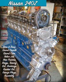 Nissan 240Z Engine Rebuild Machine Shop