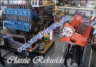 GM Chevy 235 engines