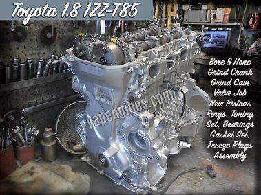 Toyota 1.8 Engine Rebuild shop