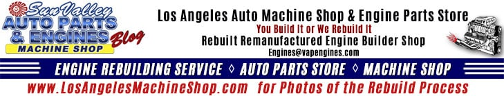 Los Angeles Machine Shop banner