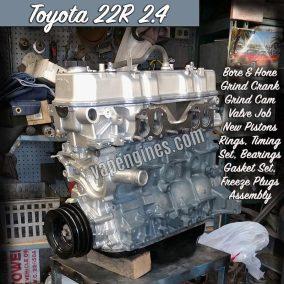 Toyota 22R 2.4 Engine Rebuilding Shop