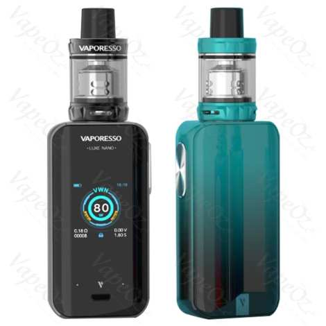 vaporesso luxe nano touch screen kit 2