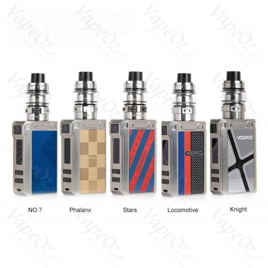 voopoo alpha zip mini kit colours VapeOz