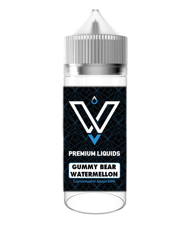 VnV GUMMY BEAR WATERMELLON 120ML BY VNV LIQUIDS