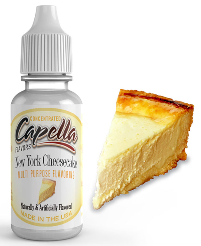 New York Cheesecake (Cheesecake) άρωμα by Capella