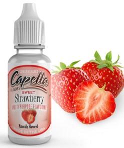 Sweet Strawberry (Φράουλα) άρωμα by Capella
