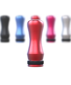 Mouthpiece Aluminum Red