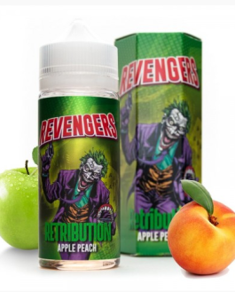 NASTY JUICE – Retribution 100 ml 0mg- Revengers E-liquid