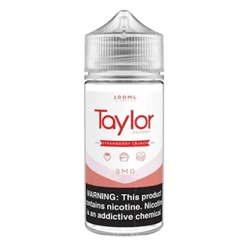 Taylor Desserts Strawbery Crunch ejuice - Tailored House