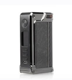 Lost Vape Paranormal DNAC Box Mod Chopped Carbon Kevlar