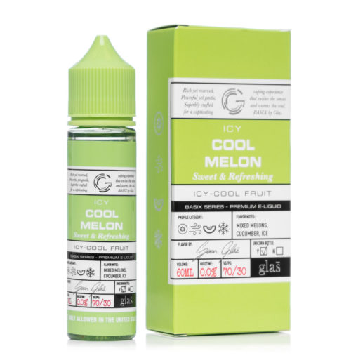 Glas Basix Cool Melon Vape Juice