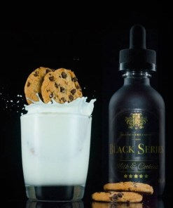 Milk & Cookies by Kilo Black Series E-Liquid