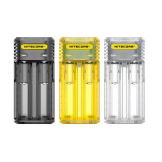 Nitecore Q2 all Colors