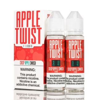 twist e liquid crisp apple smash