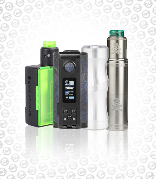 Mechanical Mods/Squonks