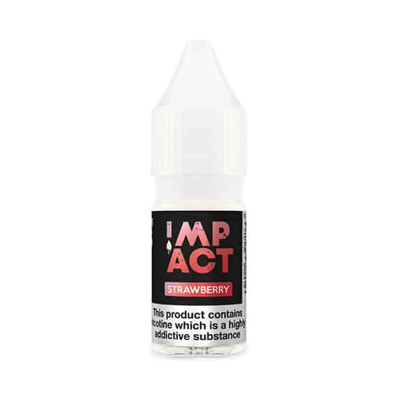 Strawberry 10ml By Impact E-Liquid