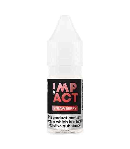Strawberry By Impact E-Liquid