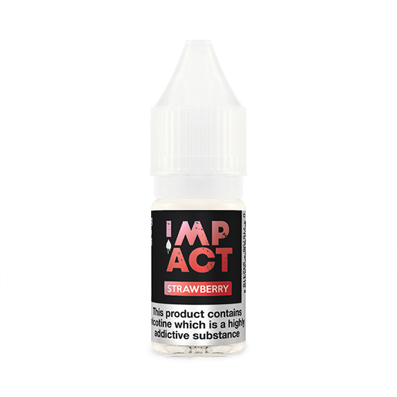 Strawberry By Impact E-Liquid