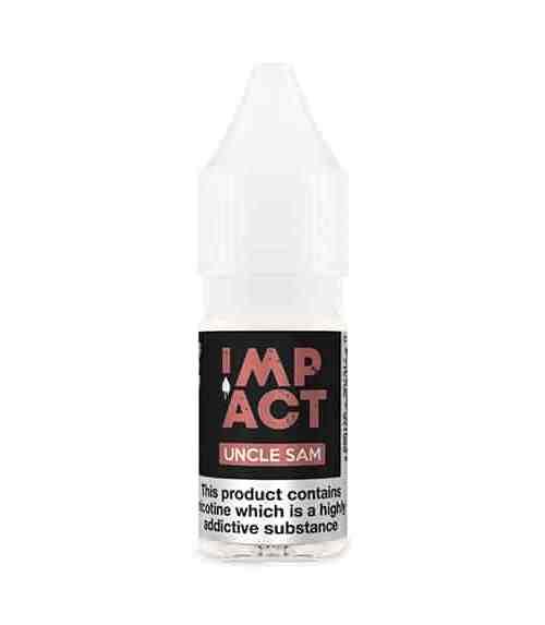 Uncle Sam By Impact E-Liquid