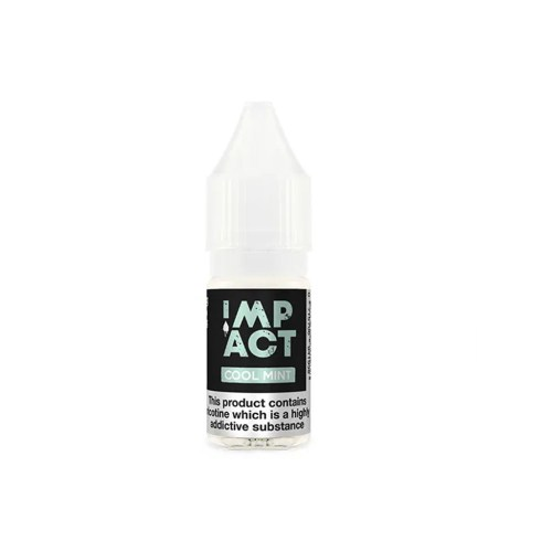 Cool Mint By Impact E-Liquid is a Sweet Candy Mint.