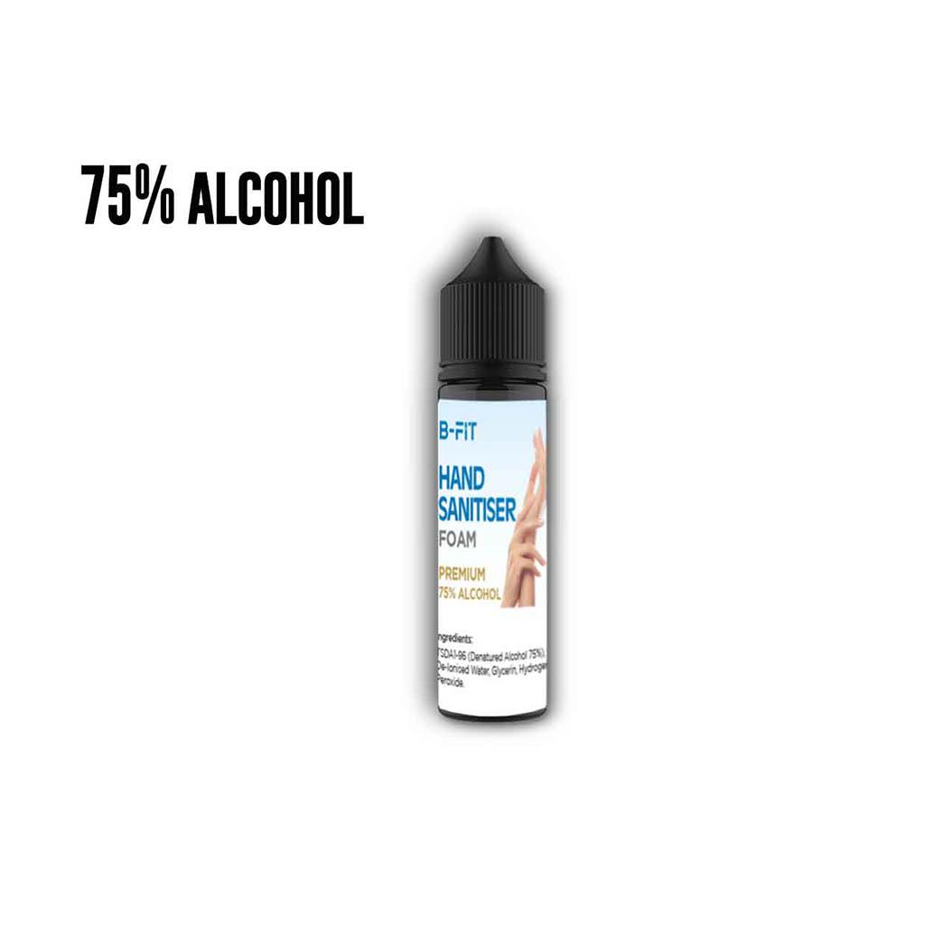 Hand Sanitiser Liquid -75% Alcohol – 60ml