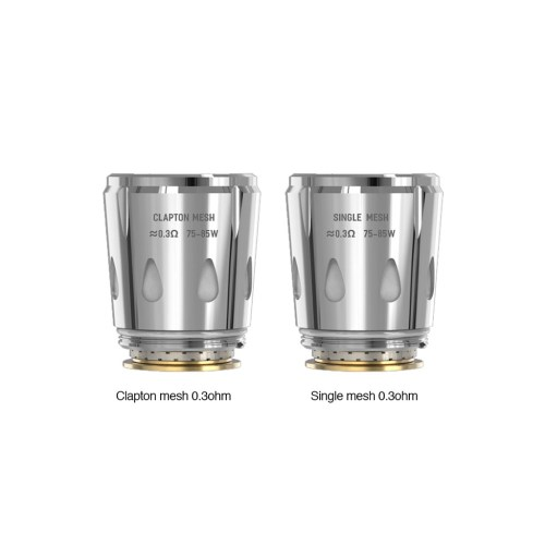 clapton mesh 0.3ohm  single mesh 0.3ohm  Pack of 3