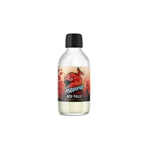 Pirahna - Acid Falls - 200ml Shortfill