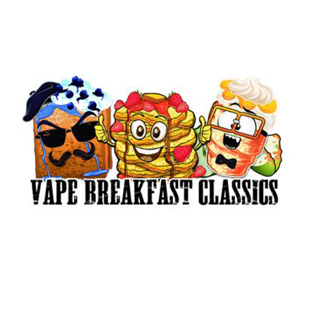 Vape Breakfast Classics Nic Salts 10ml