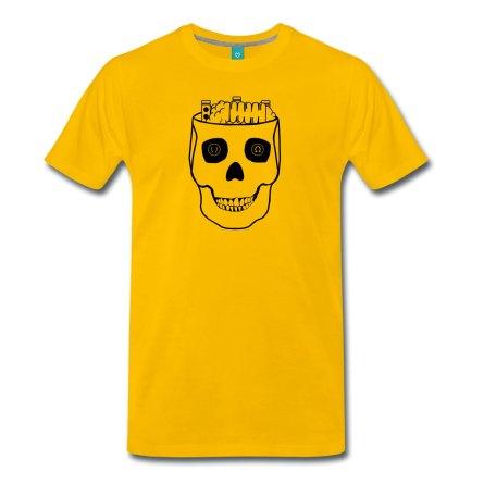 Vapeskull Motive für Dampfer T-Shirts