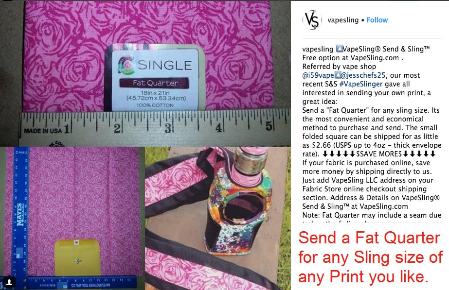 FatQuarter Send & Sling