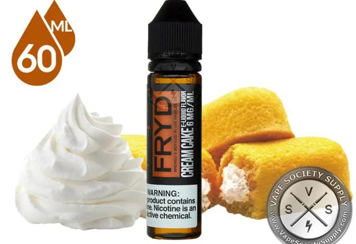 Fryd Cream Cake Ejuice 60ml Vapesocietysupply 1199