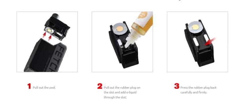 SMOK Fetch Mini vape Kit
