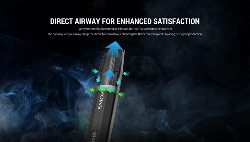 SMOK Nfix Direct Airway