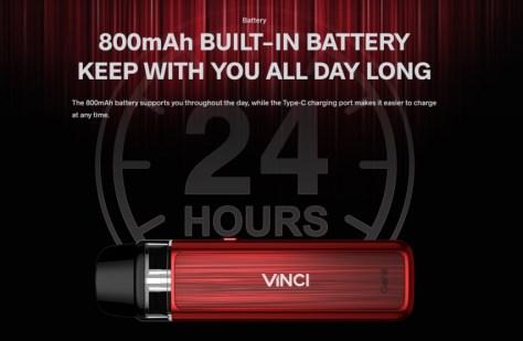 VOOPOO VINCI Pod System Kit 800mAh
