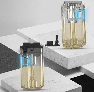 Joyetech Exceed Grip easy to fill