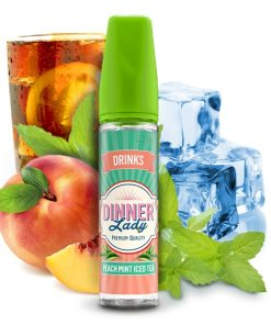 Dinner Lady Longfill Aroma Peach Mint Iced Tea 20ml