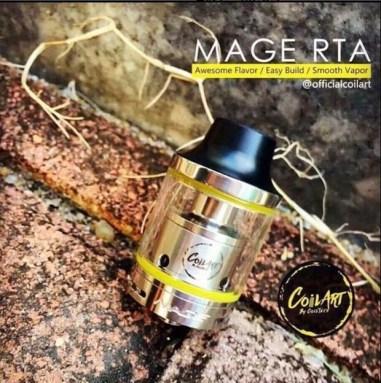 CoilArt MAGE RTA Vape.market