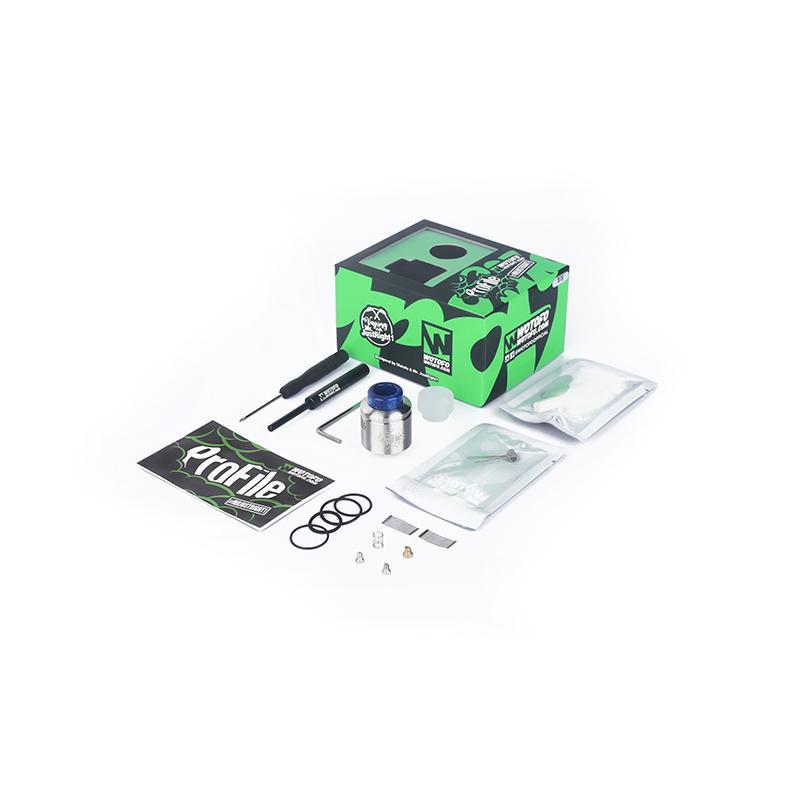 Profile RDA 24mm mesh vapexperts 1
