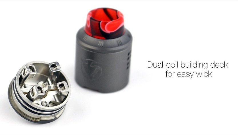 variant rda 25mm vape experts by dovpo 4